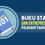 16 Buku Startup dan Entrepreneurship Pilihan Tech in Asia Indonesia di Tahun 2016